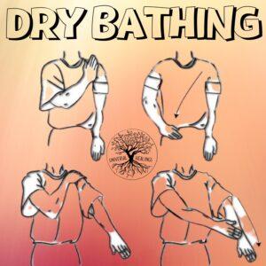 Dry Bathing